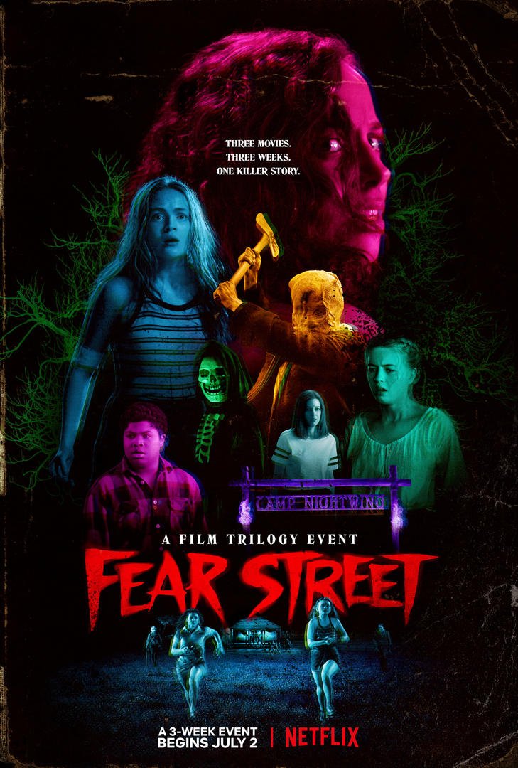 Movie Review: Fear Street Part One: 1994