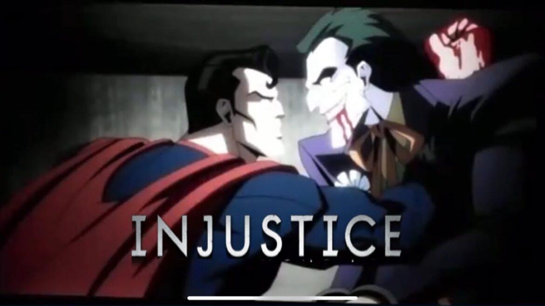 Animated Movie Trailer: Injustice