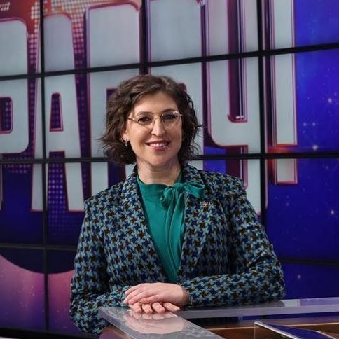 Mayim Bialik Takes Over as Temporary Host of Jeopardy!