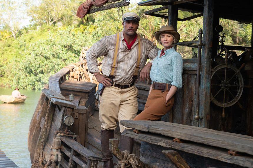 "Movie Review: Disney's ""Jungle Cruise"""
