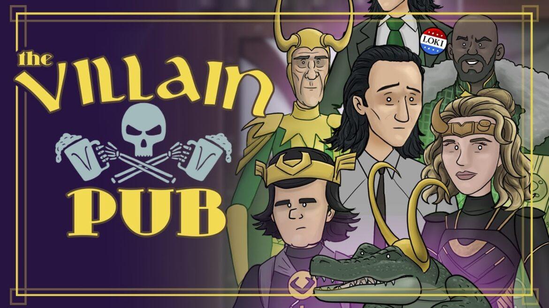 Video: Villain Pub – Into the Loki-Verse