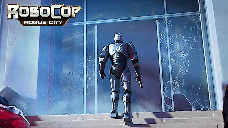 Video Game Trailer- RoboCop: Rogue City