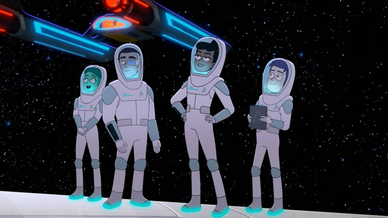Paramount+ Star Trek: Lower Decks Season 2