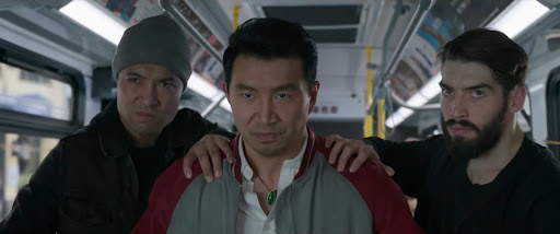 """Movie Trailer: SHANG-CHI """"Shang-Chi Fights in the Bus"""""""