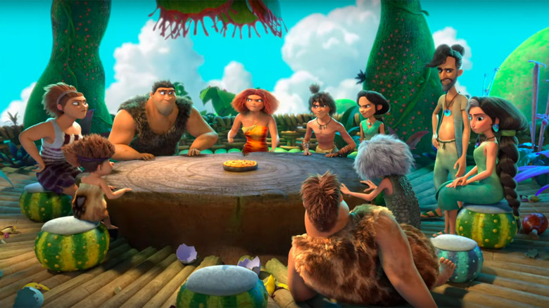 Series Trailer- THE CROODS: FAMILY TREE