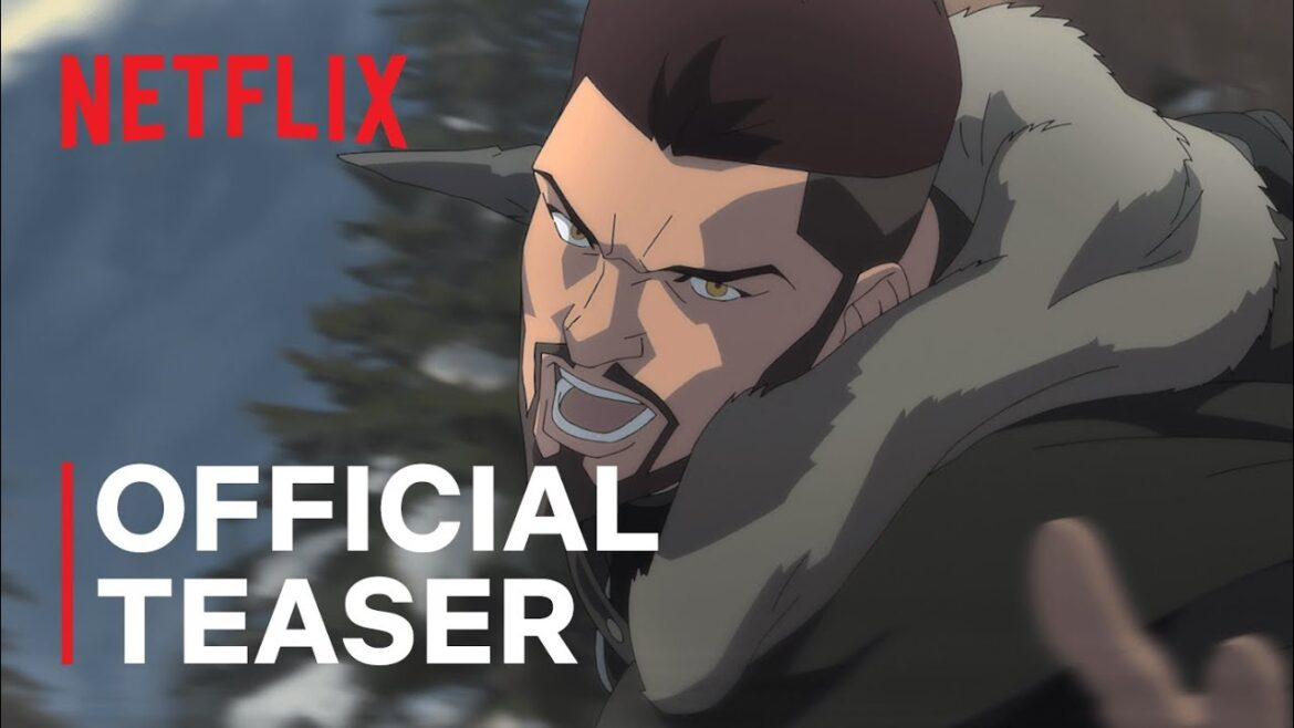 Animated Trailer- The Witcher: Nightmare of the Wolf