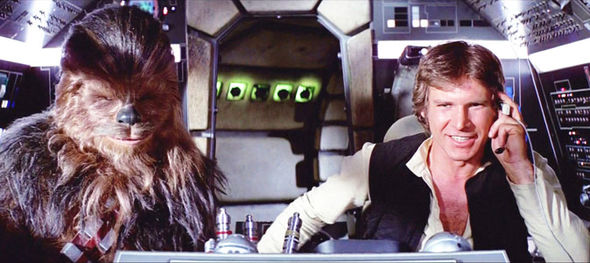 Poem: If you give a Scoundrel a Wookie