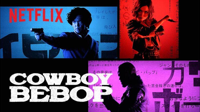 Netflix Video: COWBOY BEBOP Teaser Opening