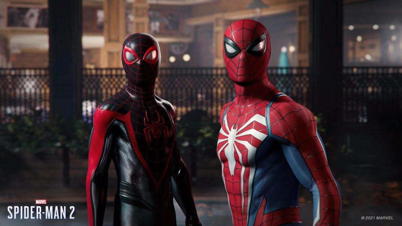 Video Game Trailer: Marvel's Spider-Man 2