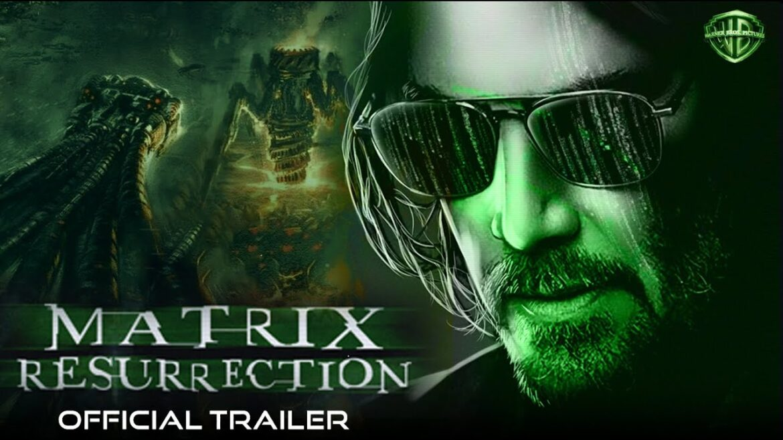 Movie Trailer: THE MATRIX 4 RESURRECTIONS Teaser