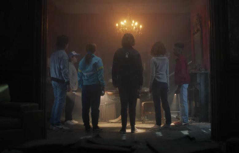 Trailer: Stranger Things 4 – Creel House