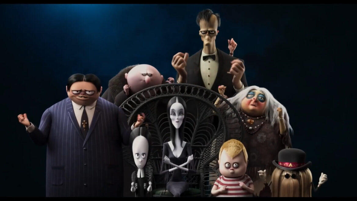 Trailer: THE ADDAMS FAMILY 2