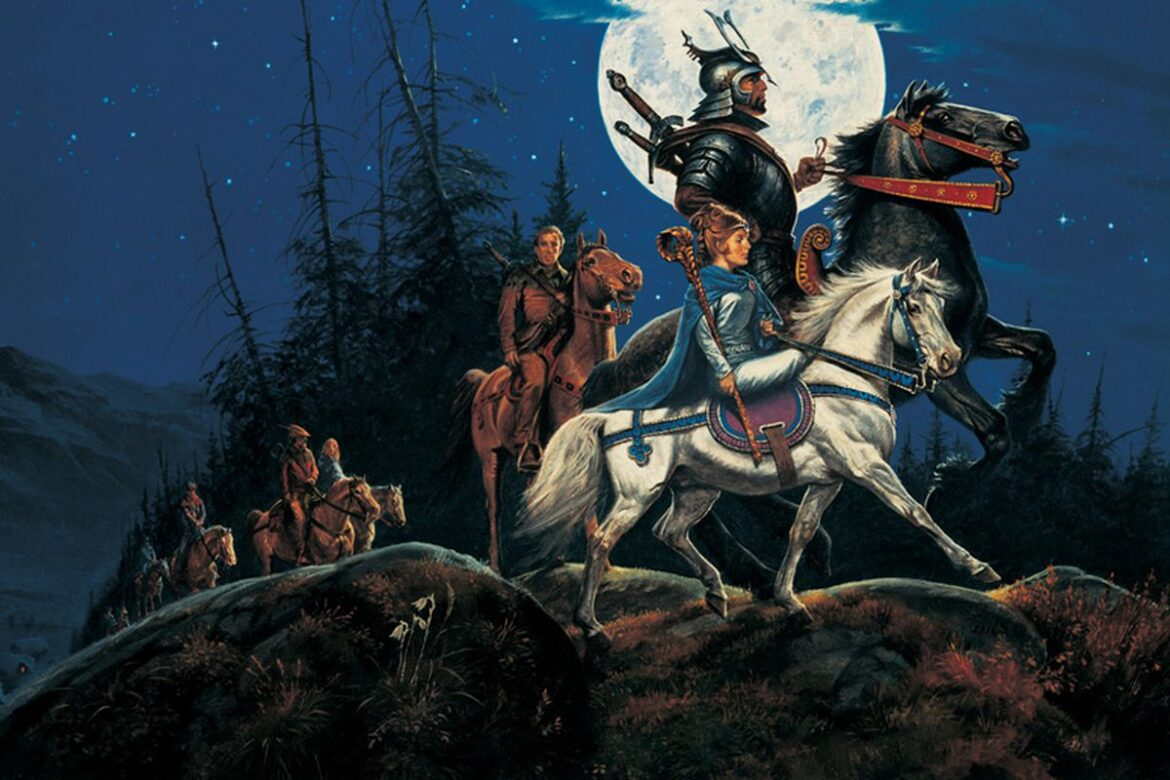 Series Trailer: THE WHEEL OF TIME
