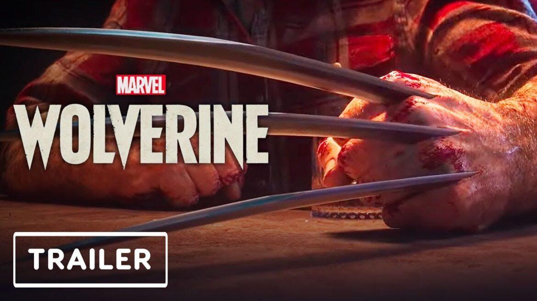 Video Game Trailer: Marvel's Wolverine