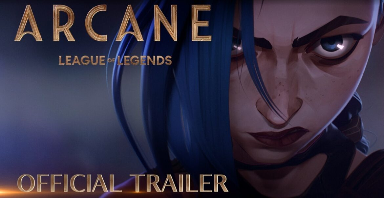 Anime Trailer: Arcane
