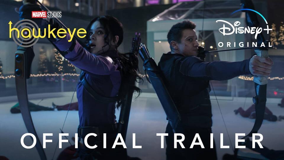 Trailer: Marvel Studios' Hawkeye