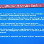 statement from LBP team about the server shutdown