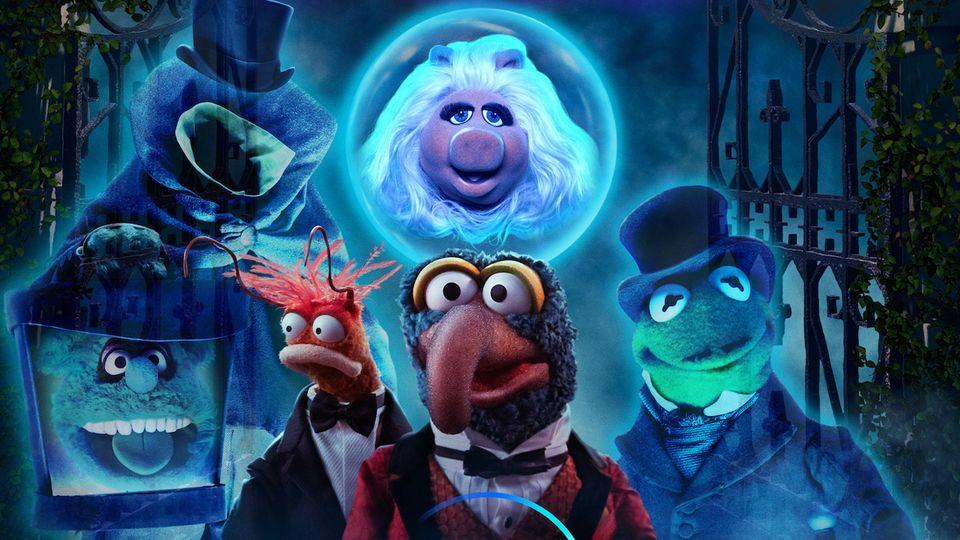 Movie Trailer: Muppets Haunted Mansion
