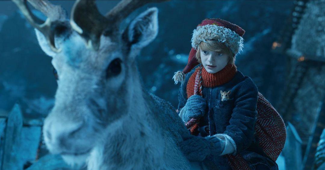 Trailer: A Boy Called Christmas