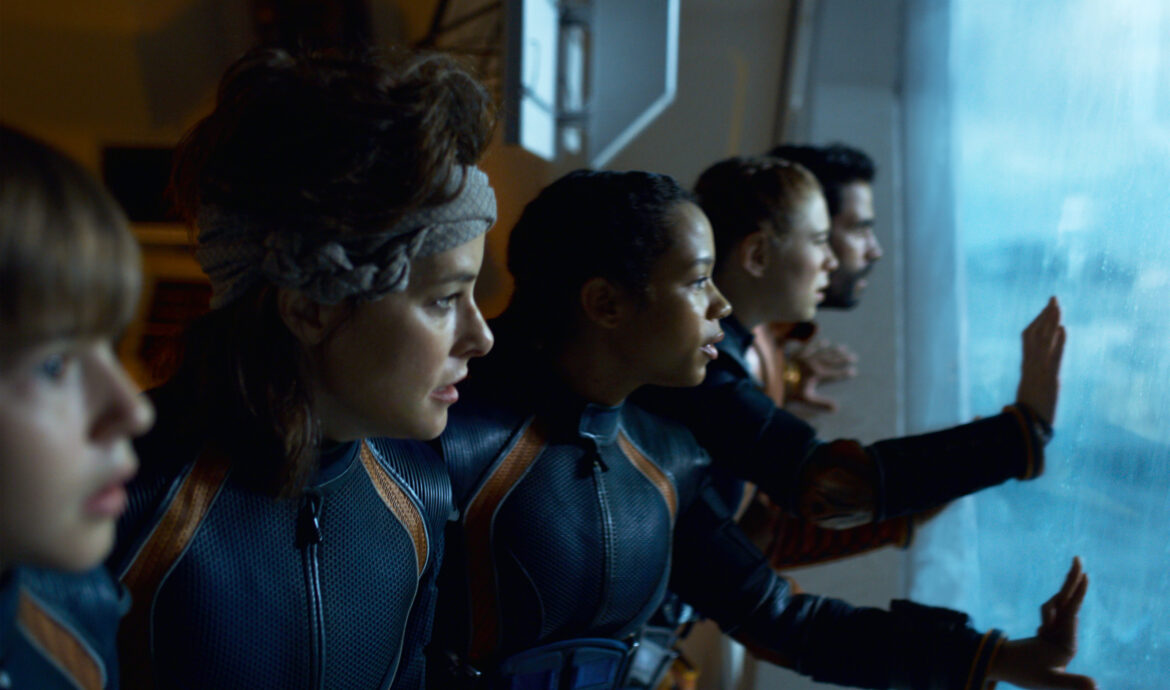 Trailer: Lost in Space