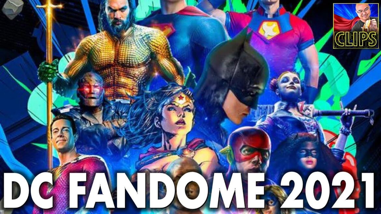 DC FanDome Coming October 16