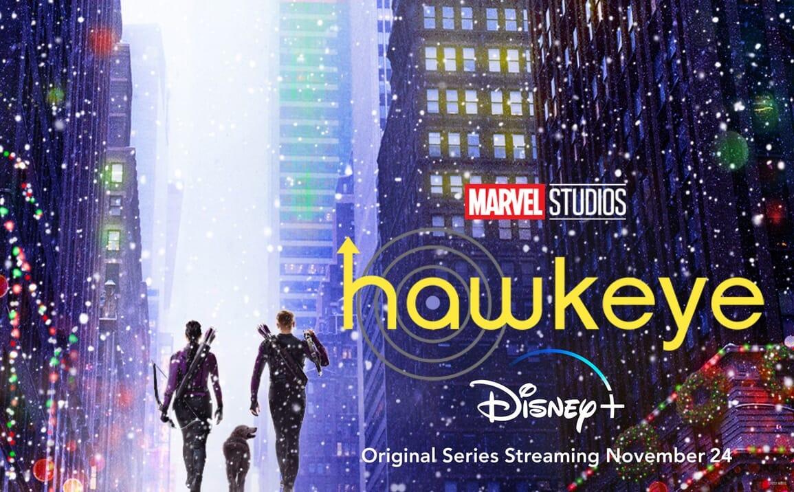 Hawkeye trailer #2 released