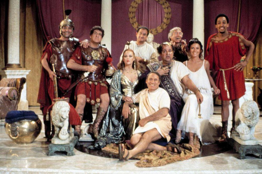 Mel Brooks History of the World Part II on HULU