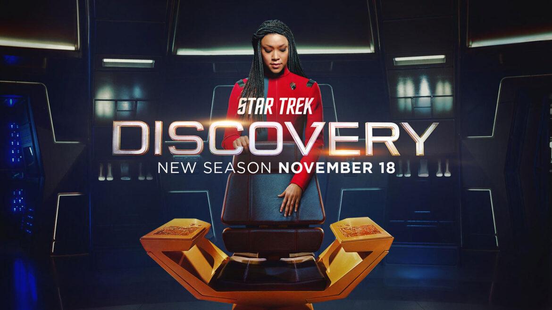 Star Trek Discovery Season 4 Trailer Release, and Premier Date